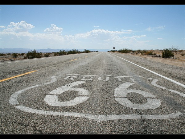 Route 66 Is Still a Great Drive